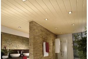 Как сделать потолок из панелей МДФ?