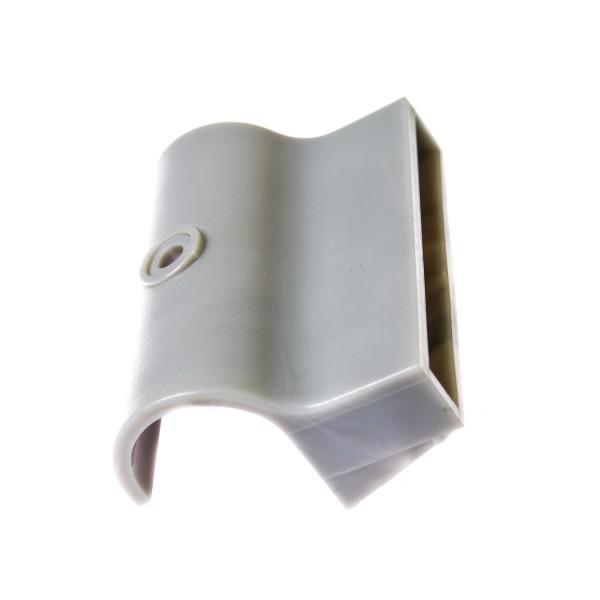 Опора ламели накладная 8х68 (на трубу)