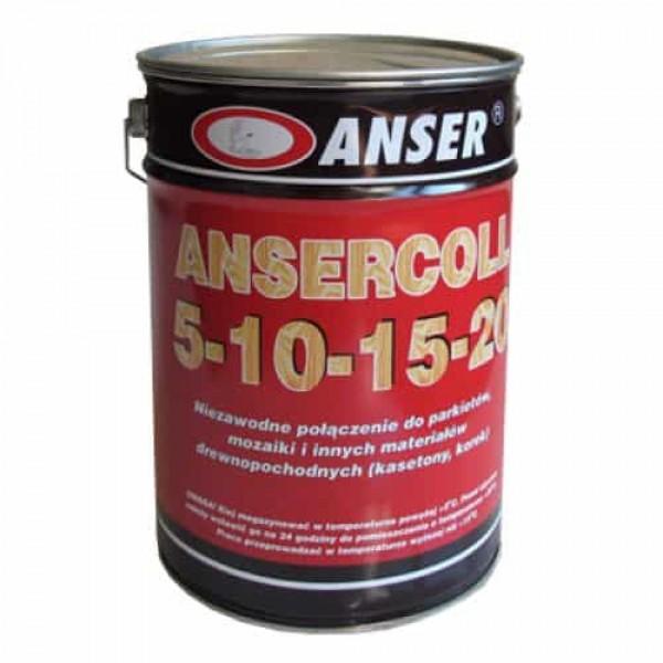 Клей для паркета Ansercoll 5-10-15-20  (23кг)