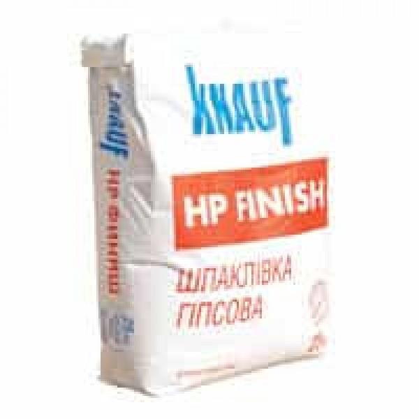 Шпаклевка гипсовая НР-Финиш 25кг Knauf
