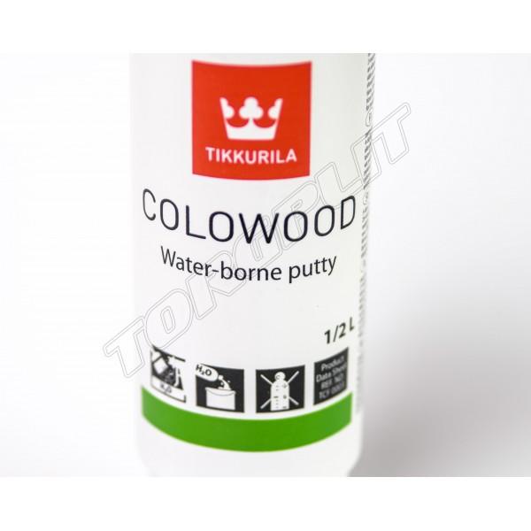 Шпатлевка для дерева Colowood Дуб (Tikkurila)