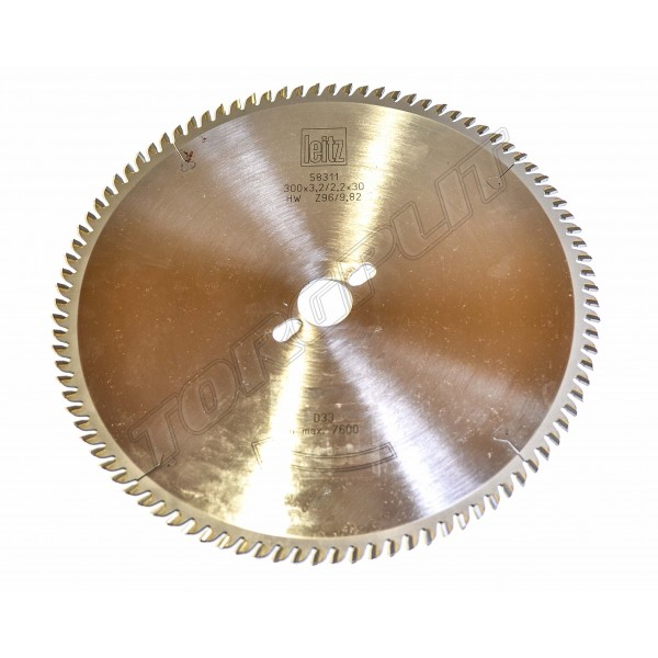 Пила дисковая HW:300x3.2x15.88,Z96,WZ 58311 LEITZ