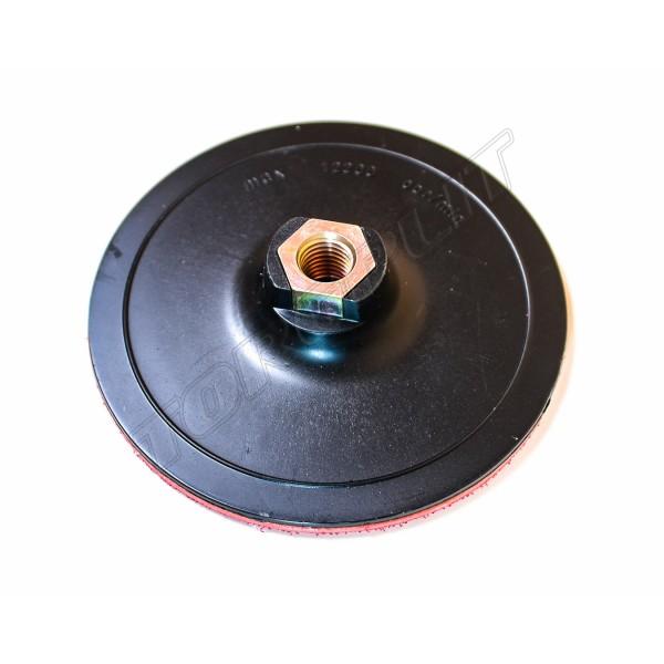 Диск с липучкой для УШМ 125мм 18-992