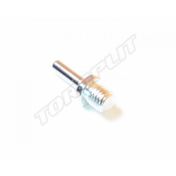 Диск с липучкой для дрели и УШМ 150мм 18-998