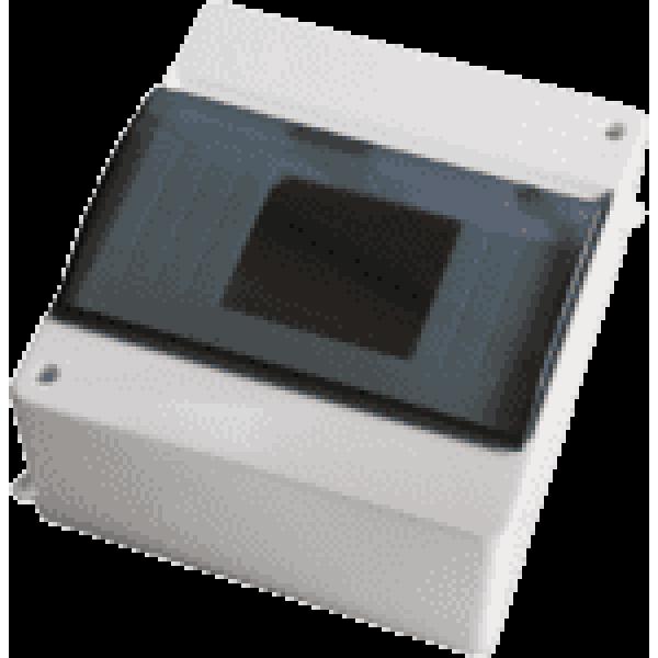 Коробка S 4-6 с крышкой