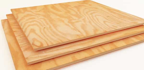 Фанера – популярный строительный материал